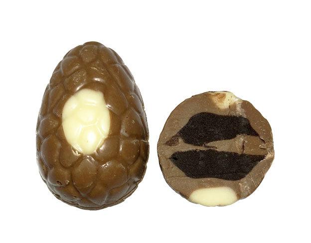 Oeuf de Pâques mousse au chocolat M