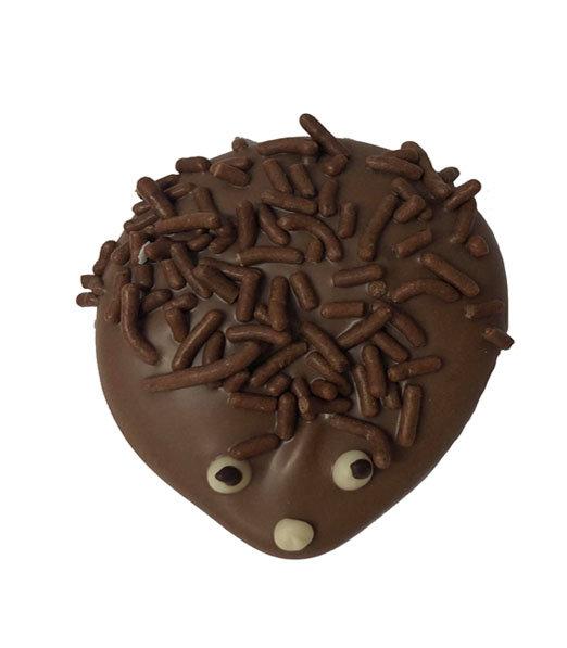 Caraque egel melk chocolade
