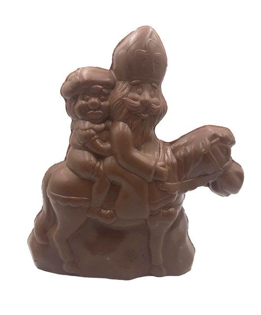Sint op paard melk 15 cm