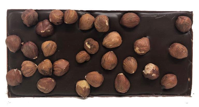 Chocoladetablet hazelnoten P