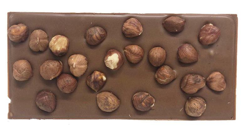 Chocoladetablet hazelnoten M