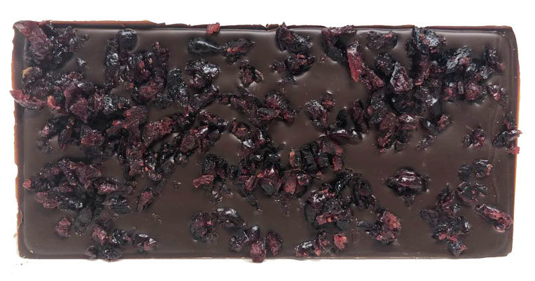 Chocoladetablet cranberries P