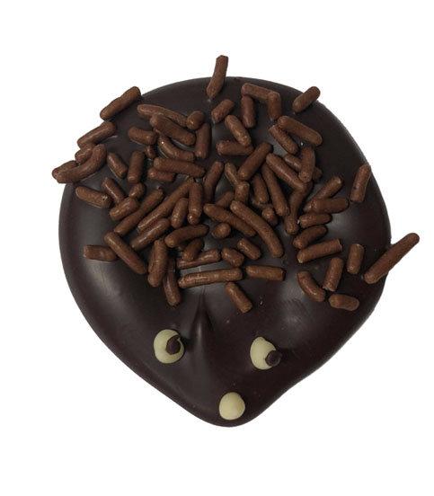 Caraque egel pure chocolade