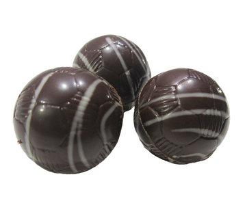 Voetballetjes caramel P