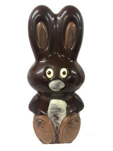 Bunny medium ingekleurd puur